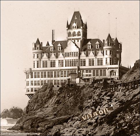 Cliff House Hotel San Francisco