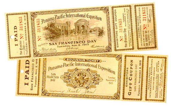 Image of Admission Tickets